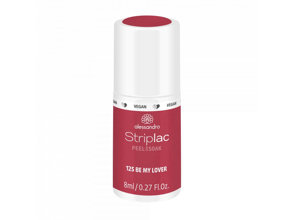 48 125 Striplac PeelOrSoak BeMyLover 8ml FAKE