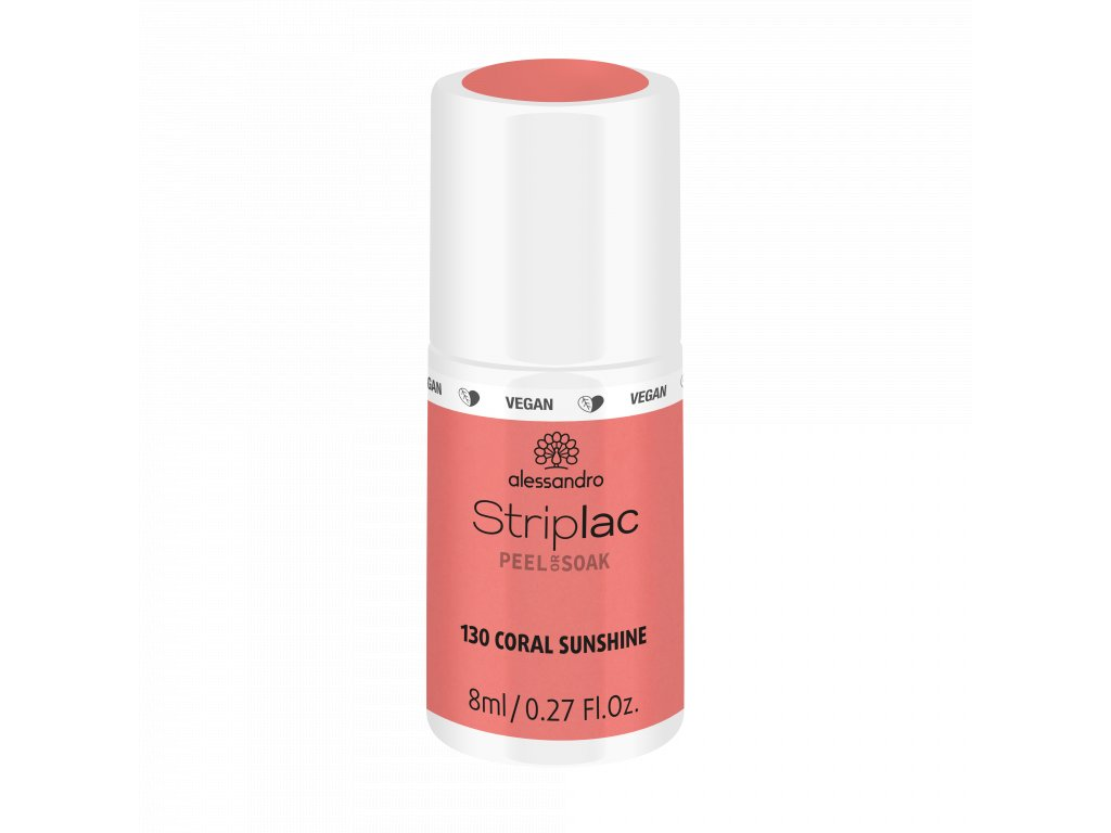 48 130 Striplac PeelOrSoak CoralSunshine 8ml FAKE