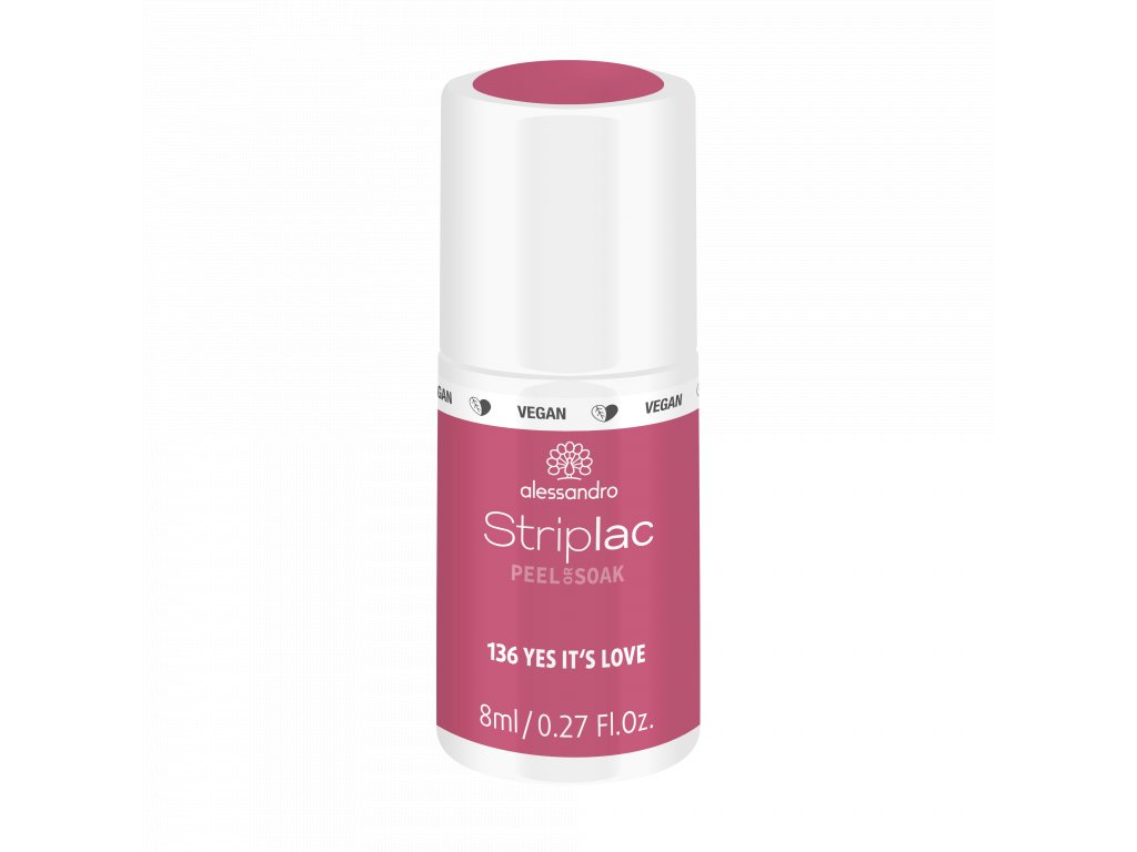 48 136 Striplac PeelOrSoak YesItsLove 8ml FAKE
