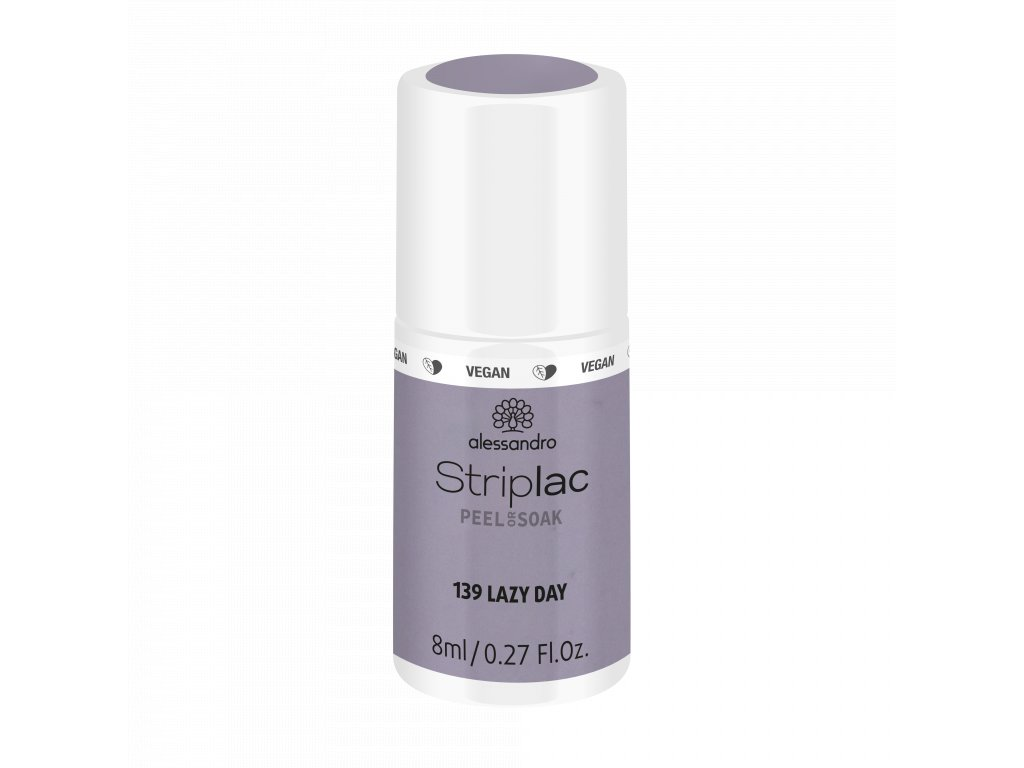 48 139 Striplac PeelOrSoak LazyDay 8ml FAKE