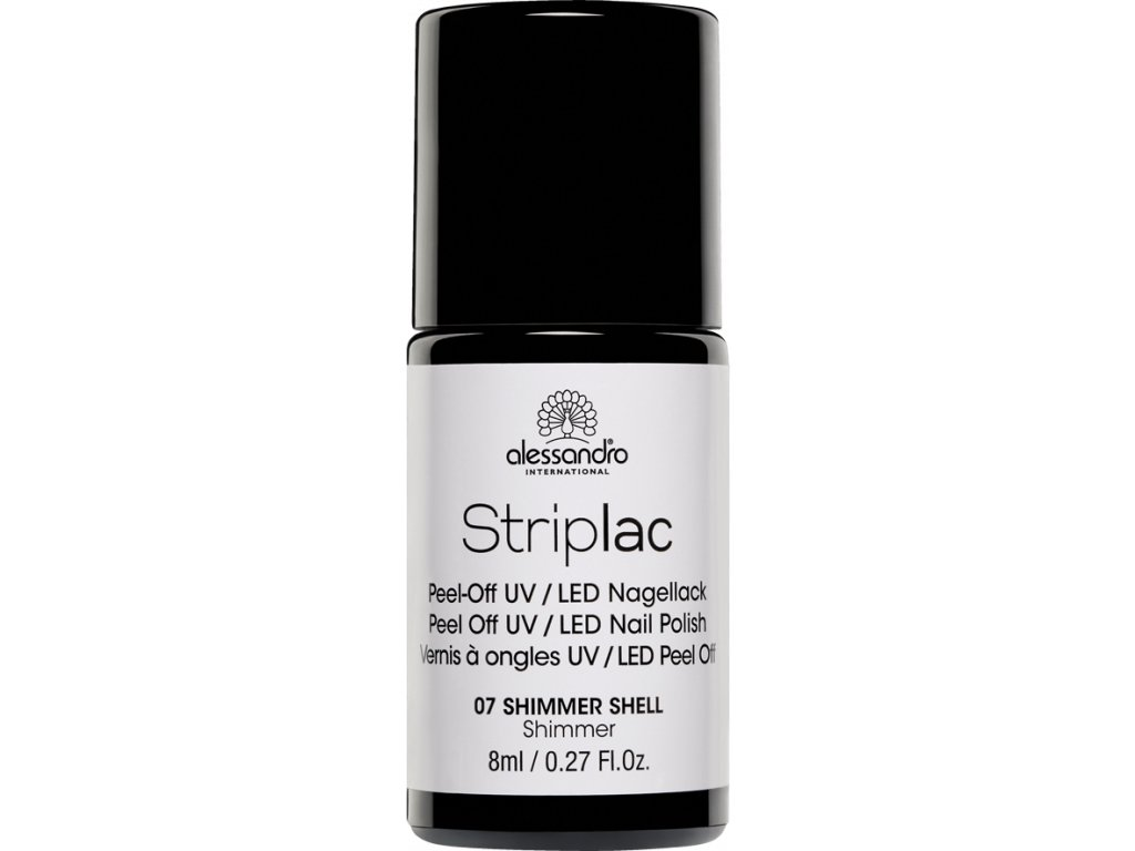 Striplac 107 Shimmer Shell 8 ml