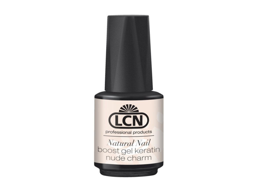 natural nail boost gel keratin nude charm 10ml