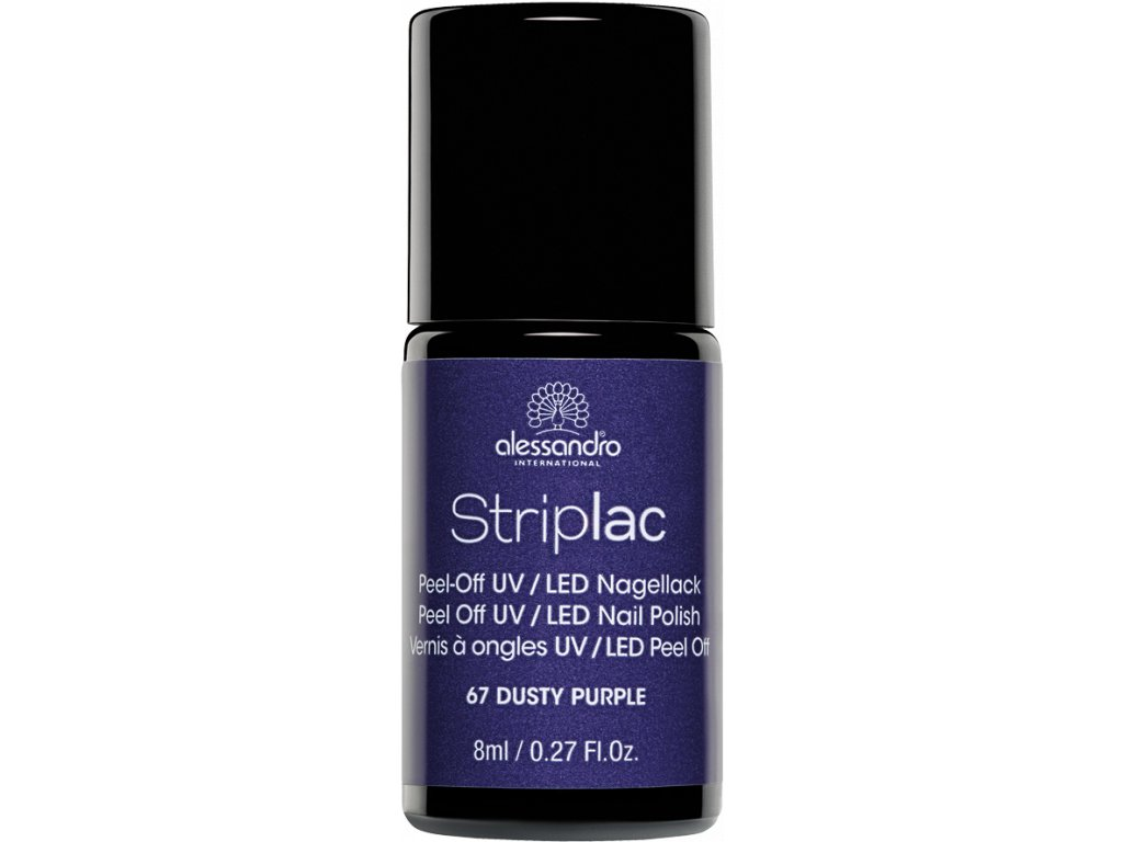 Striplac 67 Dusty Purple 8 ml