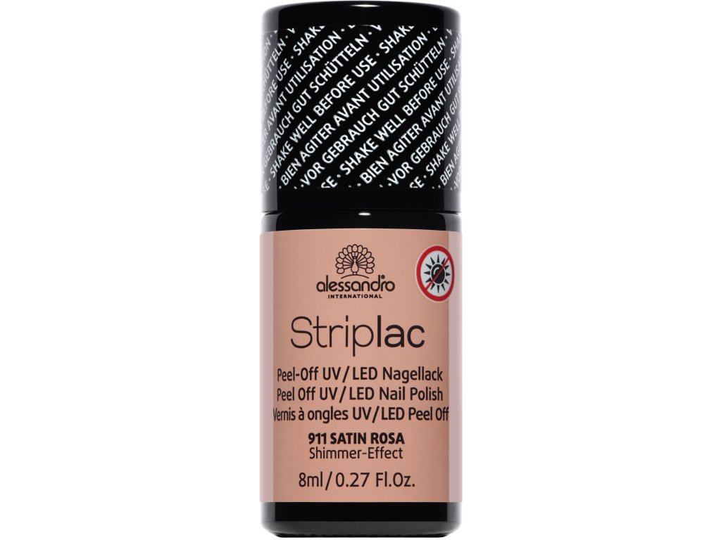 STRIPLAC 911 SATIN ROSA 8 ml