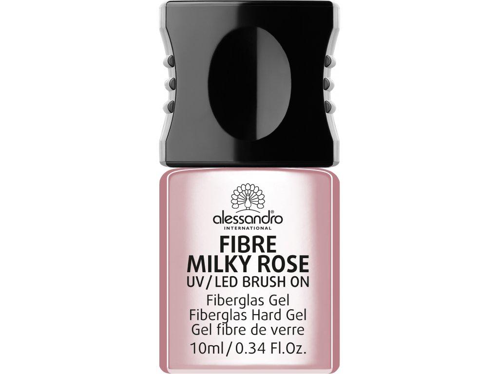 Fibre milky rose 10ml UV /LED
