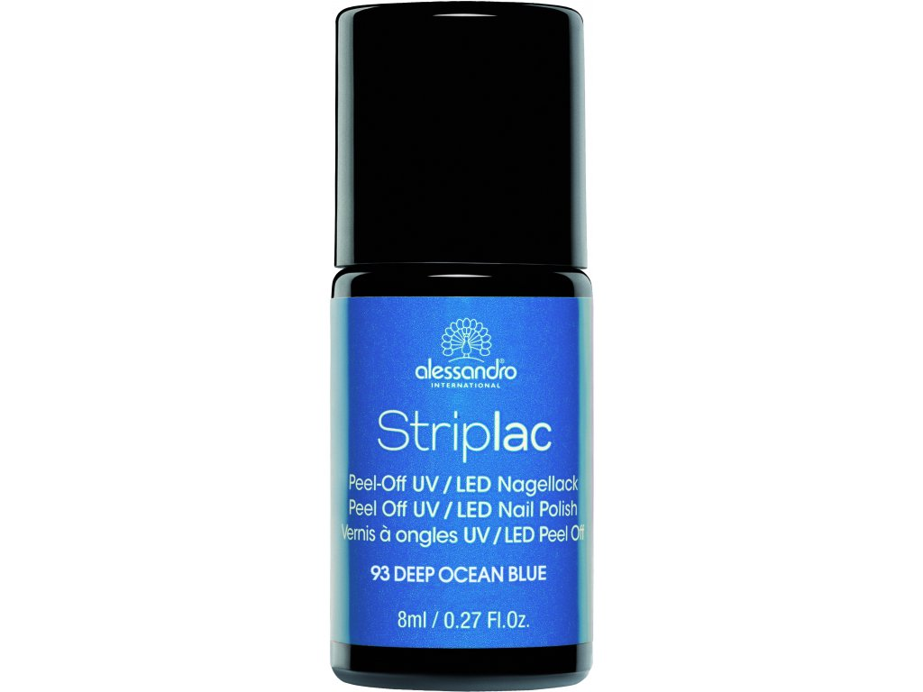 Striplac 93 Deep Ocean Blue 8 ml