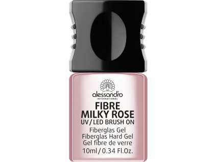 Fibre milky rose 10ml UV /LED