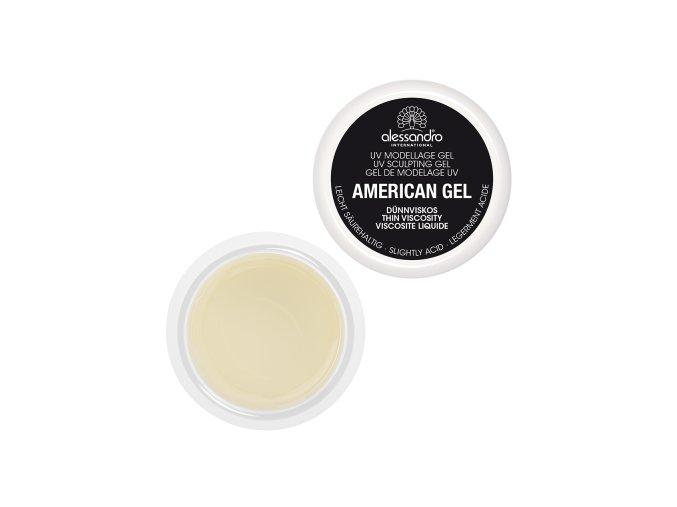 American gel Thin