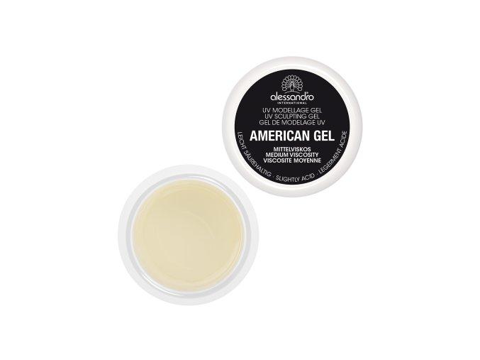 American gel medium