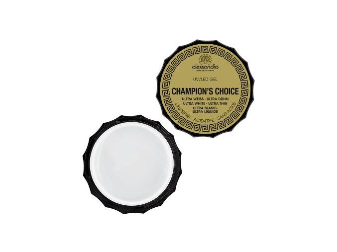 Champion´s Choice ultra white thin