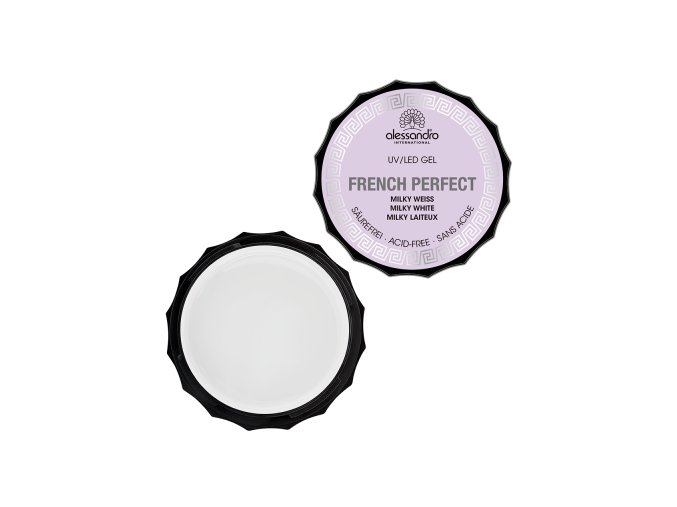 French perfect repair milky