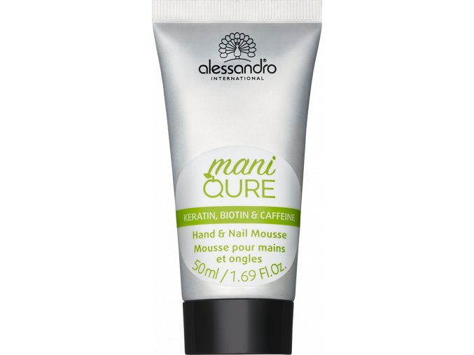 12 507 Maniqure Hand Nail Mousse Tube 50ml (1)
