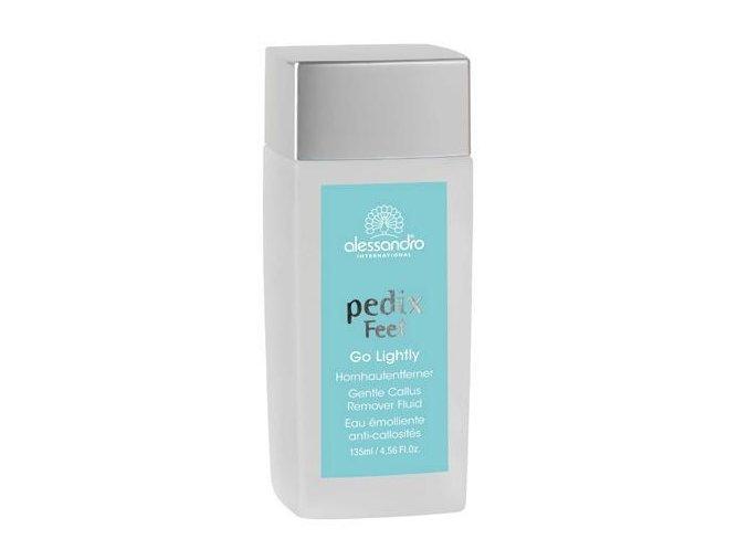 Pedix go lightly 135 ml-alkalický roztok-UKONČEN PRODEJ
