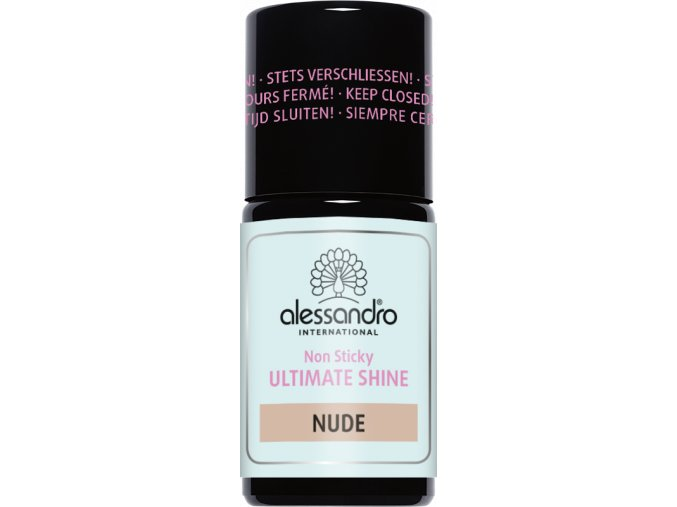 ULTIMATE SHINE NUDE - bezvýpotkový lesk 7,5 ml