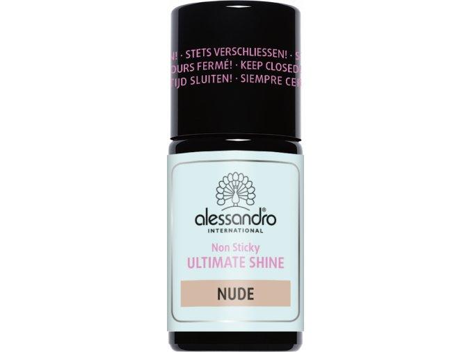 ULTIMATE SHINE NUDE - bezvýpotkový lesk 7,5 ml
