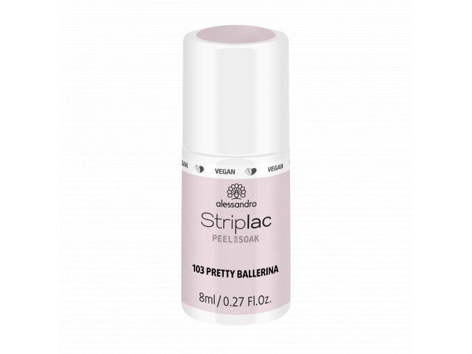 48 103 Striplac 2.0 PrettyBallerina Fake 8ml