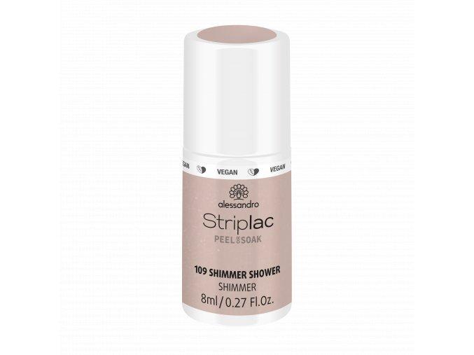 48 109 Striplac 2.0 ShimmerShower Fake 8ml K1