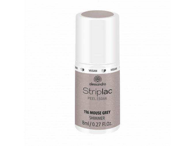 48 116 Striplac 2.0 MouseGrey Fake 8ml