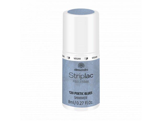 48 120 Striplac 2.0 PoeticBlues Fake 8ml