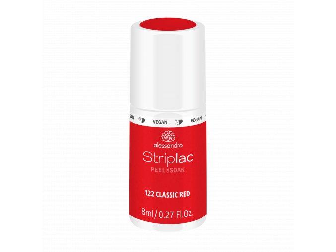 48 122 Striplac 2.0 ClassicRed Fake 8ml