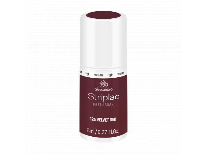 48 126 Striplac 2.0 VelvetRed Fake 8ml