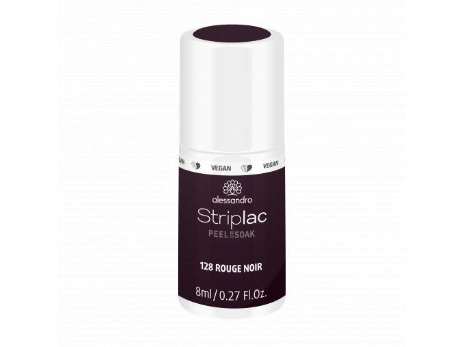 48 128 Striplac 2.0 RougeNoir Fake 8ml