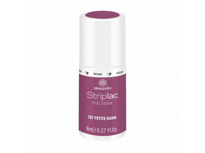 48 137 Striplac PeelOrSoak PetiteNana 8ml FAKE
