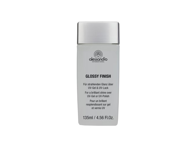 Glossy finish 135 ml