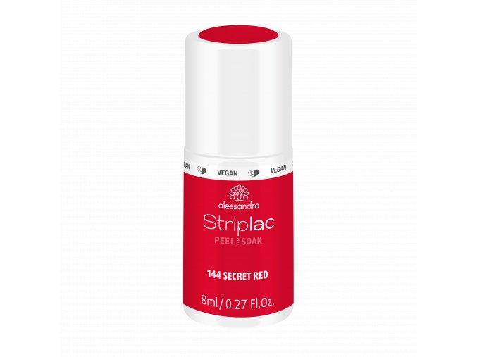48 144 Striplac 2.0 SecretRed Fake 8ml