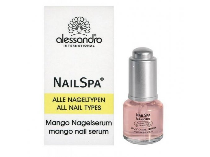 Nail Spa Mango Nail Serum 14 ml