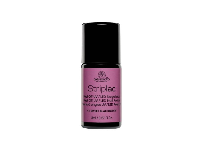 Striplac 41 Sweet Blackberry 8 ml