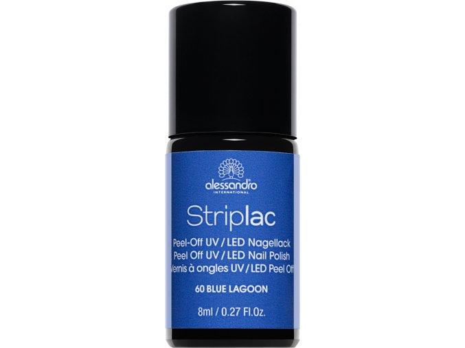 Striplac 60 Blue Lagoon 8ml
