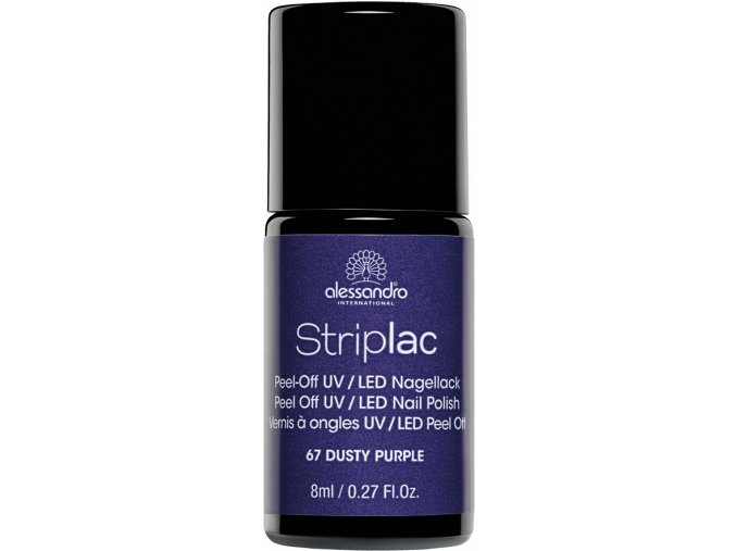 Striplac 67 Dusty Purple 8 ml