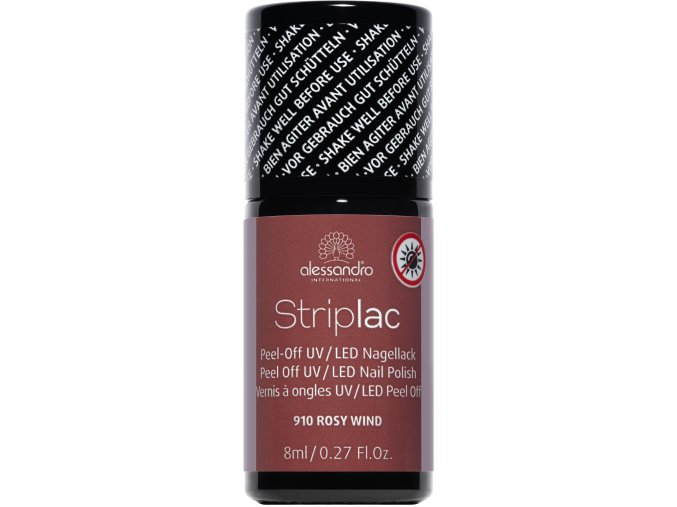 STRIPLAC 910 ROSY WIND 8 ml