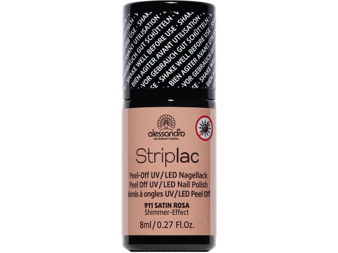 STRIPLAC 911 SATIN ROSA 8 ml