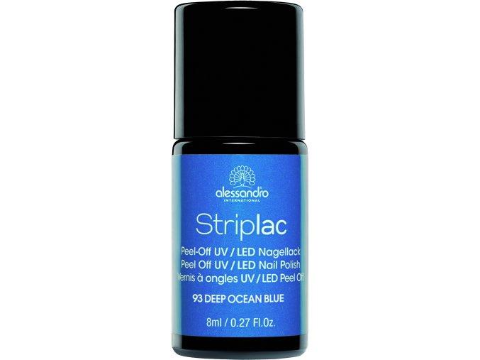 Striplac 93 Deep Ocean Blue 8 ml