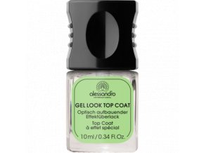 Gel look top coat 15ml