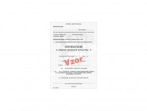 zkouška profesní kvalifikace 1 den - Manikérka a nehtová designérka (KÓD: 69-024-H)
