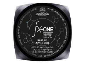 02 416 FX One Hard Gel Crystal Clear D