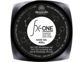 02 426 FX One Hard Gel Milky D
