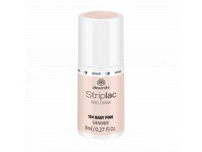48 104 Striplac 2.0 BabyPink Fake 8ml