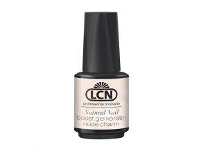 natural nail boost gel keratin nude charm 10ml