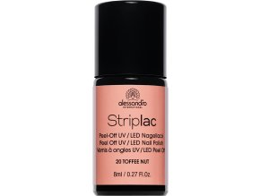 Striplac 20 Toffee Nut 8 ml