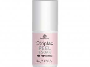 Striplac Peel or Soak FRENCH ROSE 5 ml