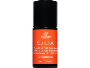 Striplac 32 Pink Emotion 8 ml