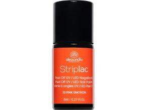 Striplac 32 Pink Emotion 8 ml