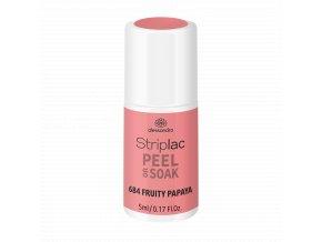 48 684 Fruity Papaya Striplac Fake Heat Wave