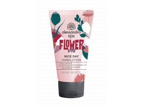 34 728 spa NICE DAY HAND Lotion 50ml Flower