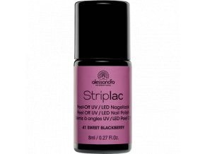 Striplac 41 Sweet Blackberry 8 ml