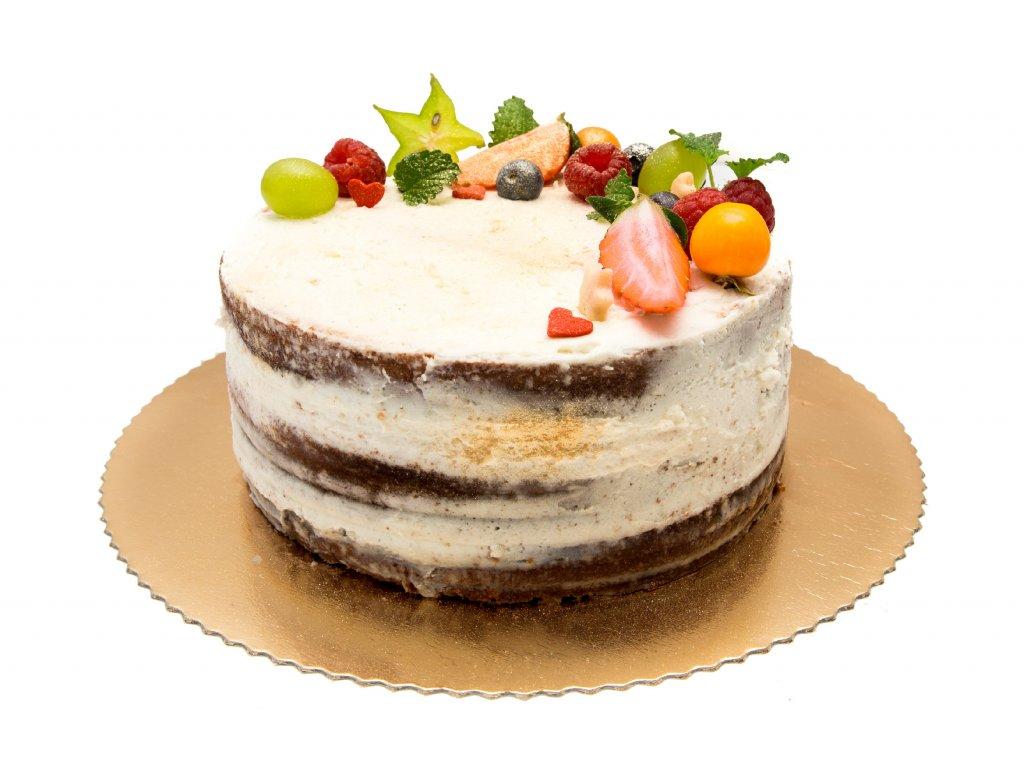 vanilkova torta